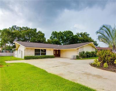 Seminole Single Family Home For Sale: 8811 Merrimoor Boulevard E