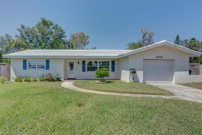 Seminole Single Family Home For Sale: 5576 Williamsdale Court