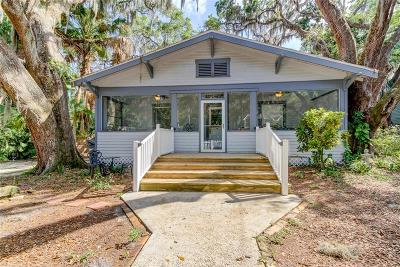 Safety Harbor, Safety Harobr Single Family Home For Sale: 936 Suwanee Street