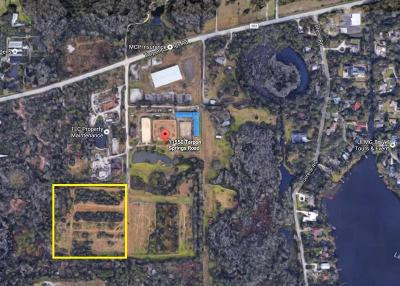 Residential Lots & Land For Sale: Tarpon Springs Rd