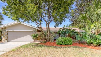 Clearwater Single Family Home For Sale: 2678 Countryclub Drive