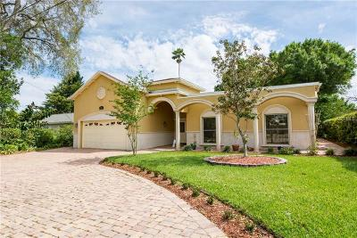 Clearwater, Clearwater Beach Single Family Home For Sale: 1807 Union Street