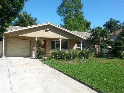St Petersburg Single Family Home For Sale: 1735 NE Montana Avenue NE
