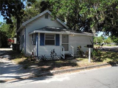 Bradenton Single Family Home For Sale: 604 2nd Street E