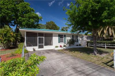 Oldsmar Single Family Home For Sale: 508 S Bayview Boulevard