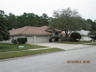 Palm Harbor Single Family Home For Sale: 3981 Wellington Parkway