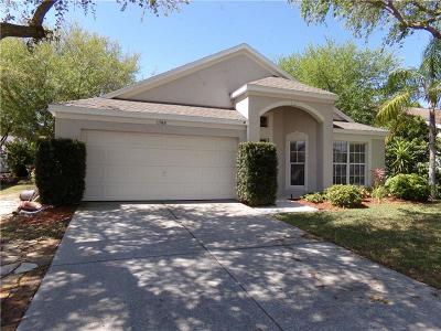 Tarpon Springs Single Family Home For Sale: 1788 Biarritz Circle