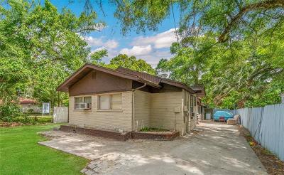 Tampa Single Family Home For Sale: 8117 N 11th Street