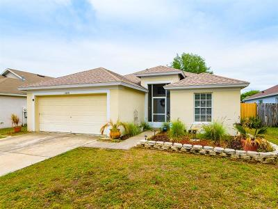 Lutz Single Family Home For Sale: 24431 Summer Wind Court