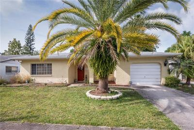 Pinellas Park Single Family Home For Sale: 6415 109th Avenue N