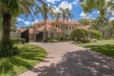 Tampa Single Family Home For Sale: 16609 Villalenda De Avila