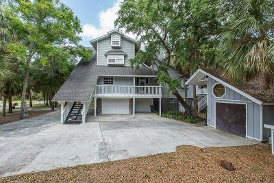Tarpon Springs Single Family Home For Sale: 610 Eunice Drive
