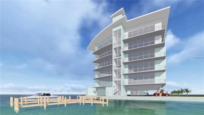 Clearwater Condo For Sale: 667 Bay Esplanade #102