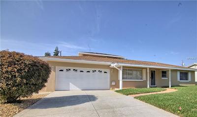 Seminole Single Family Home For Sale: 11475 60th Terrace