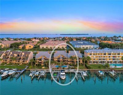 Tierra Verde Condo For Sale: 534 Pinellas Bayway S #203