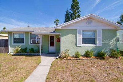 Madeira Beach Single Family Home For Sale: 434 S Bayshore Drive