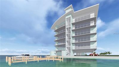 Clearwater Condo For Sale: 667 Bay Esplanade #501