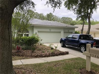 Tampa Single Family Home For Sale: 9346 Wellington Park Circle