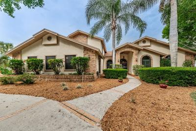 Tarpon Springs Single Family Home For Sale: 1589 Mary Lane