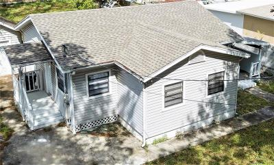Single Family Home For Sale: 8730 N Temple Avenue