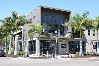 Pinellas County Commercial For Sale: 2253 Central Avenue #101