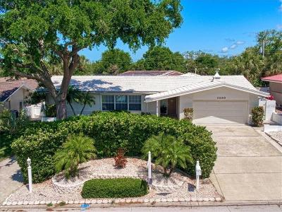 Largo Single Family Home For Sale: 3895 High Bluff Drive