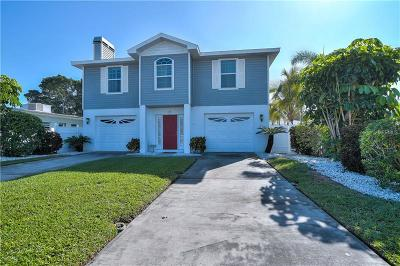 St Pete Beach Single Family Home For Sale: 210 73rd Avenue