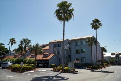 Tierra Verde Condo For Sale: 557 Pinellas Bayway S #115