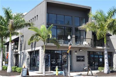 Pinellas County Commercial For Sale: 2253 Central Avenue #102
