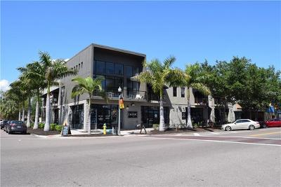 Pinellas County Commercial For Sale: 2253 Central Avenue #104