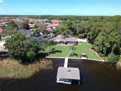 Palm Harbor Single Family Home For Sale: 4700 Ridge View Road