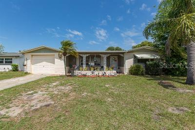 Holiday Single Family Home For Sale: 5319 Falcon Drive