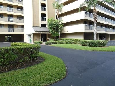 Tarpon Spring, Tarpon Springs Condo For Sale: 1822 Golfview Drive #1822