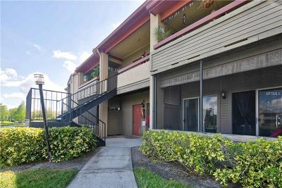 Pinellas County Multi Family Home For Sale: 10263 Gandy Boulevard N #1911