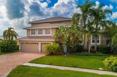 Clearwater, Clearwater Beach Single Family Home For Sale: 420 Palm Island NE