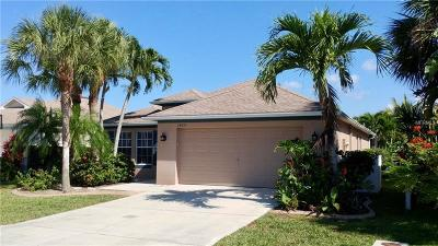 Fort Myers Single Family Home For Sale: 14691 Calusa Palms Drive