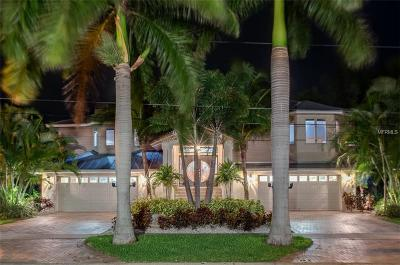 St Pete Beach Single Family Home For Sale: 9210 Gulf Boulevard