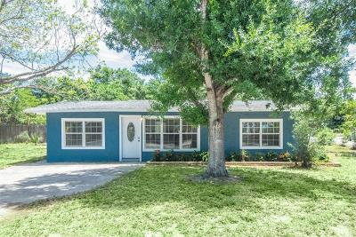 Seminole Single Family Home For Sale: 12887 119th Street