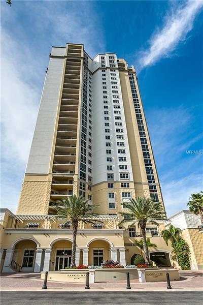 St Petersburg Condo For Sale: 300 Beach Drive NE #1504