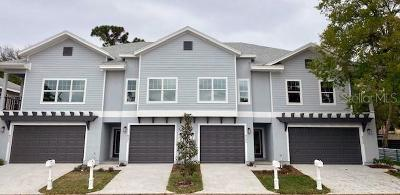 Tampa Townhouse For Sale: 8305 King Blossom Court