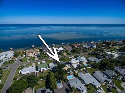 St Petersburg Single Family Home For Sale: 4026 Bayshore Boulevard NE