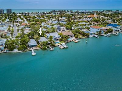 St Pete Beach Residential Lots & Land For Auction: 7921 Boca Ciega Drive