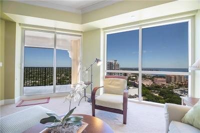 St Petersburg Condo For Sale: 300 Beach Drive NE #2701