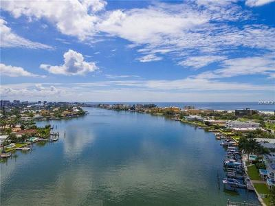 Clearwater Beach, Indian Rocks Beach, Indian Shores, Redington Beach, Redington Shores, Madeira Beach, Treasure Island, Tierra Verde, Belleair Beach, St. Pete Beach, Treasure Island  Condo For Sale: 285 107th Avenue #405