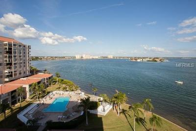 St Petersburg Condo For Sale: 6372 Palma Del Mar Boulevard S #908