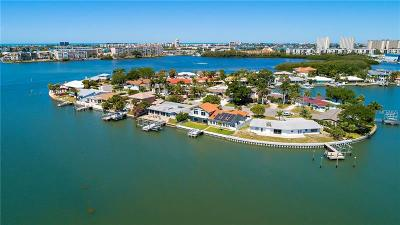 St Petersburg, Saint Petersburg Single Family Home For Sale: 1513 Sea Gull Drive S