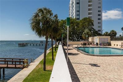 Saint Petersburg, St Petersburg Condo For Sale: 7100 Sunshine Skyway Lane S #203