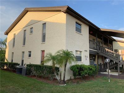 New Port Richey Condo For Sale: 4849 Onyx Lane #202