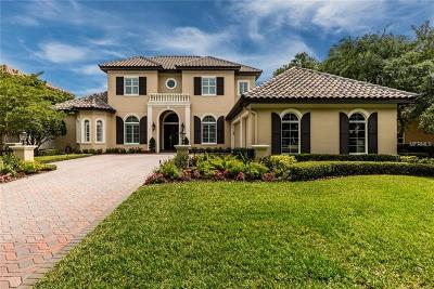 Single Family Home For Sale: 7893 Bayou Club Boulevard