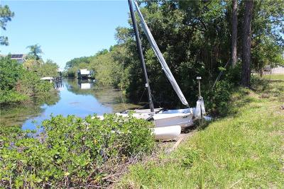 Holiday Residential Lots & Land For Sale: Stone Crab Drive